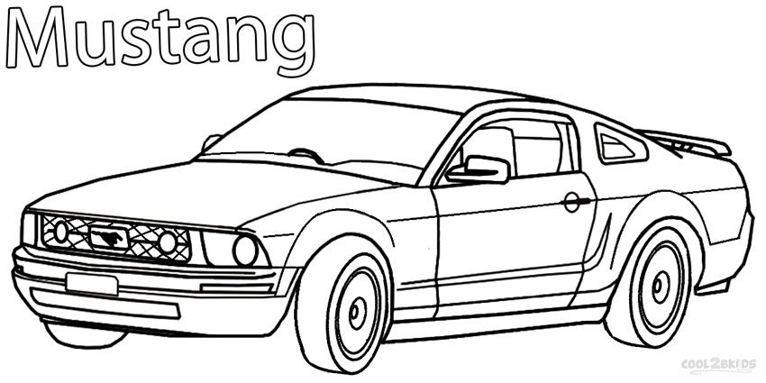 mustang race car coloring pages mustang coloring pages cars coloring pages new mustang coloring mustang pages car race