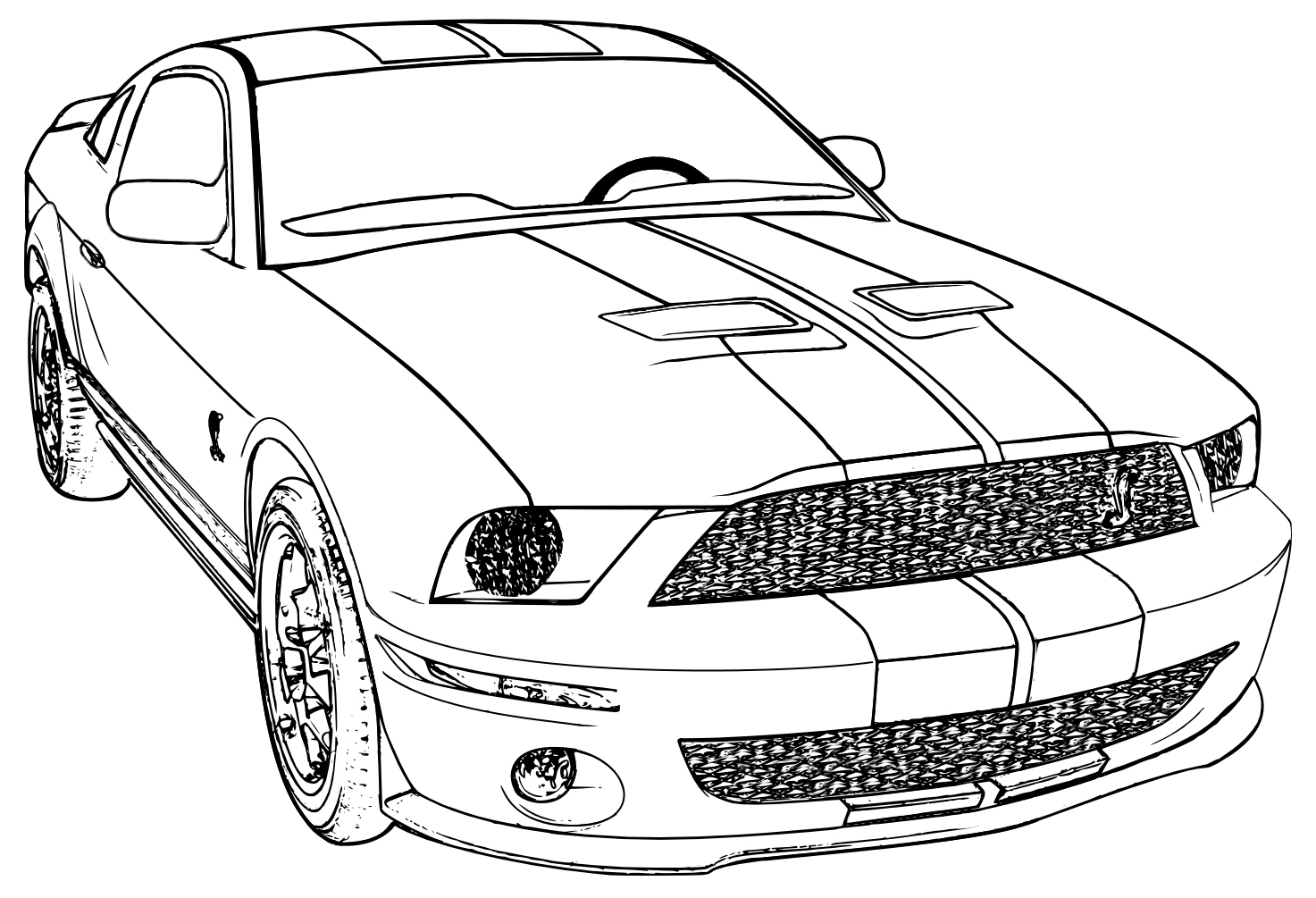 mustang race car coloring pages printable mustang car car coloring page ford mustang race pages car coloring mustang