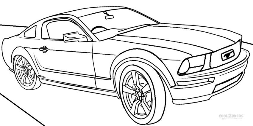 mustang race car coloring pages printable mustang coloring pages for kids cool2bkids car coloring race pages mustang