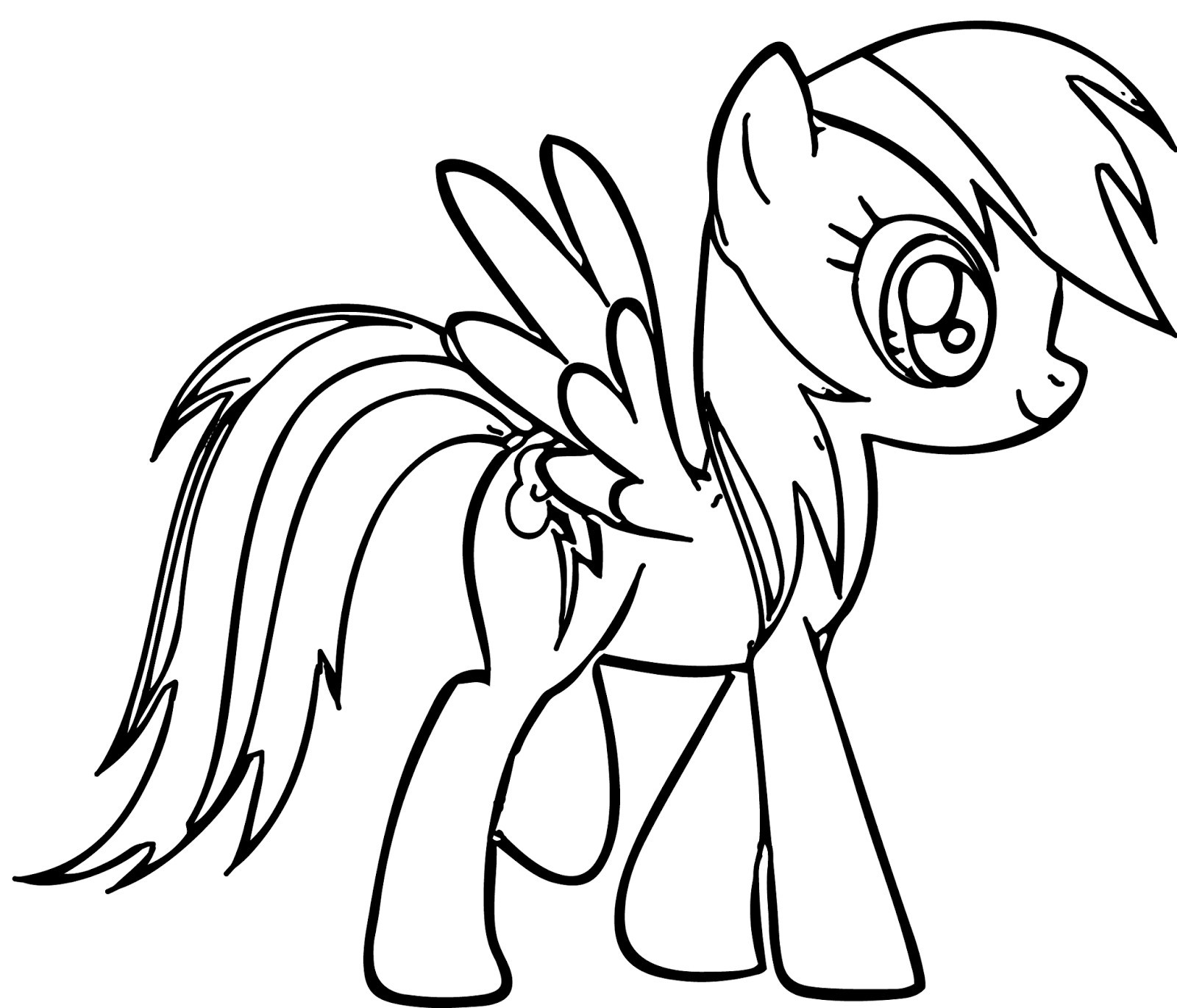 my little pony coloring pages rainbow dash my littlr pony rainbow dash coloring pages coloring home rainbow pages coloring little my pony dash