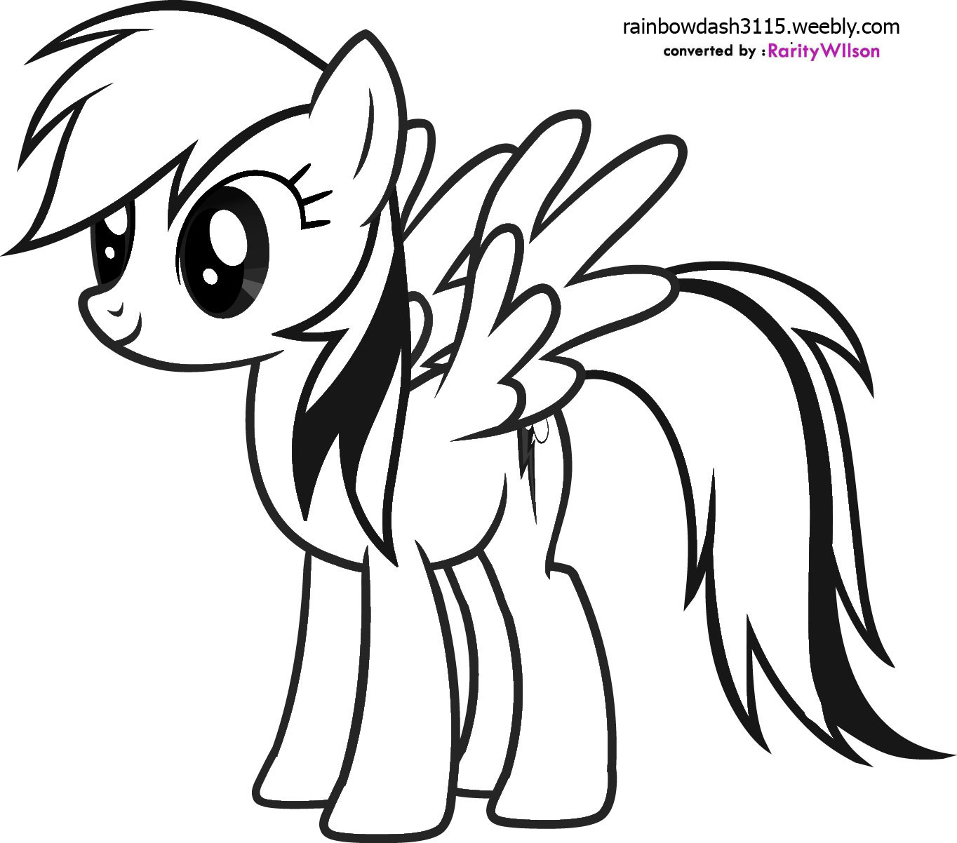 my little pony coloring pages rainbow dash rainbow dash coloring page clipart panda free clipart little dash pony my pages coloring rainbow