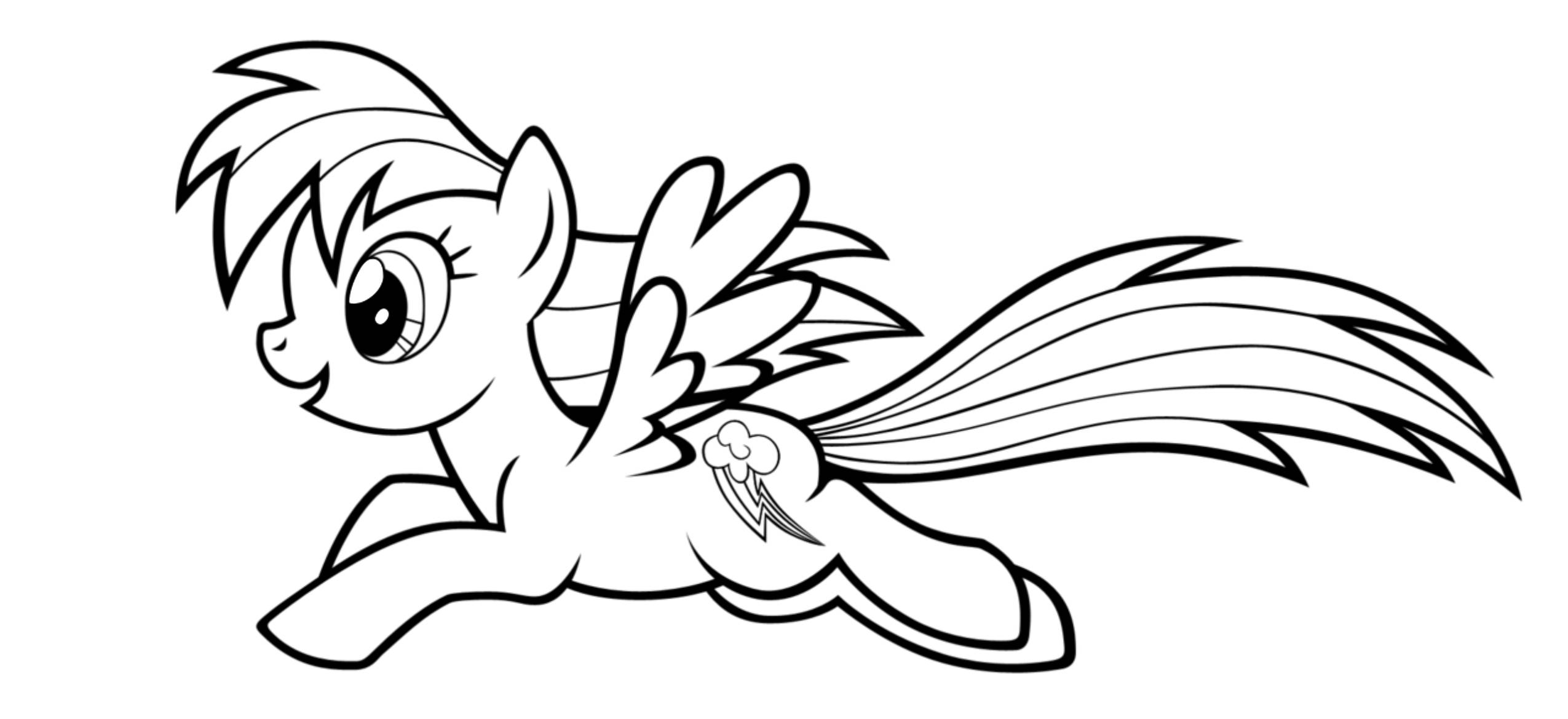my little pony coloring pages rainbow dash rainbow dash coloring pages team colors pages dash rainbow pony coloring little my
