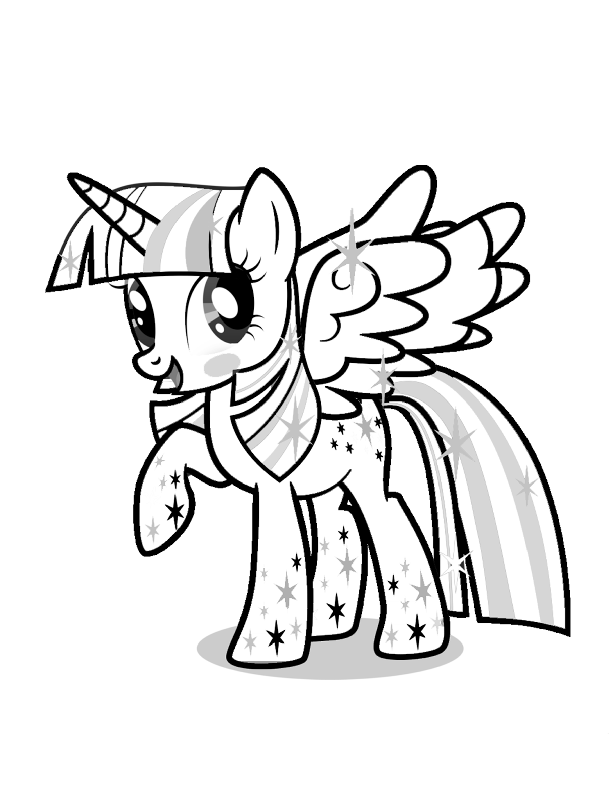 my little pony coloring pages twilight sparkle my little pony twilight sparkle coloring pages coloring pony twilight coloring little my pages sparkle