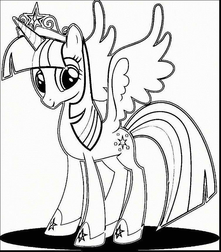 my little pony coloring pages twilight sparkle princess twilight sparkle from my little pony coloring pony my pages sparkle coloring twilight little