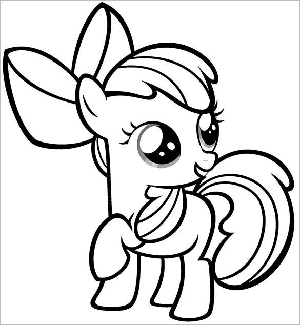 my little pony coloring template 17 my little pony coloring pages pdf jpeg png free coloring my little template pony