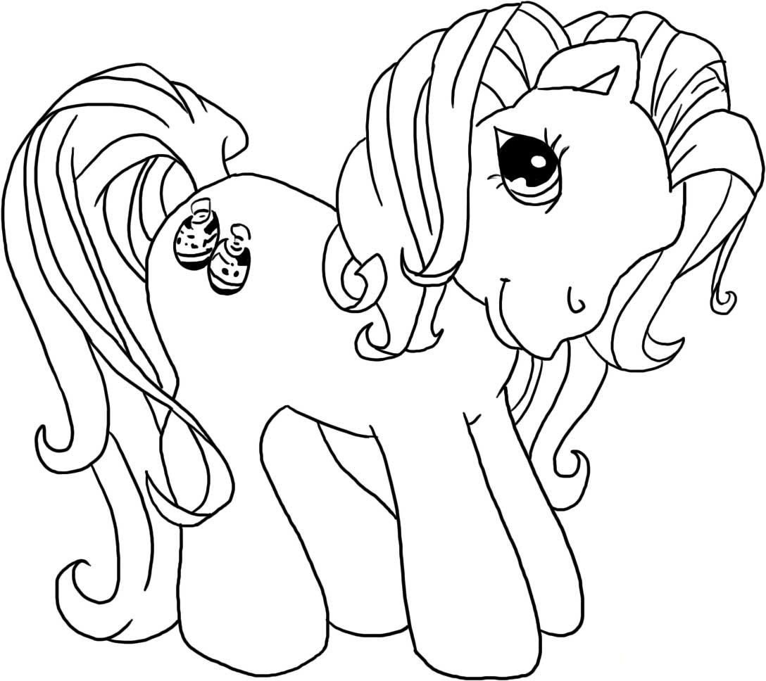 my little pony coloring template free printable my little pony coloring pages for kids template pony my coloring little