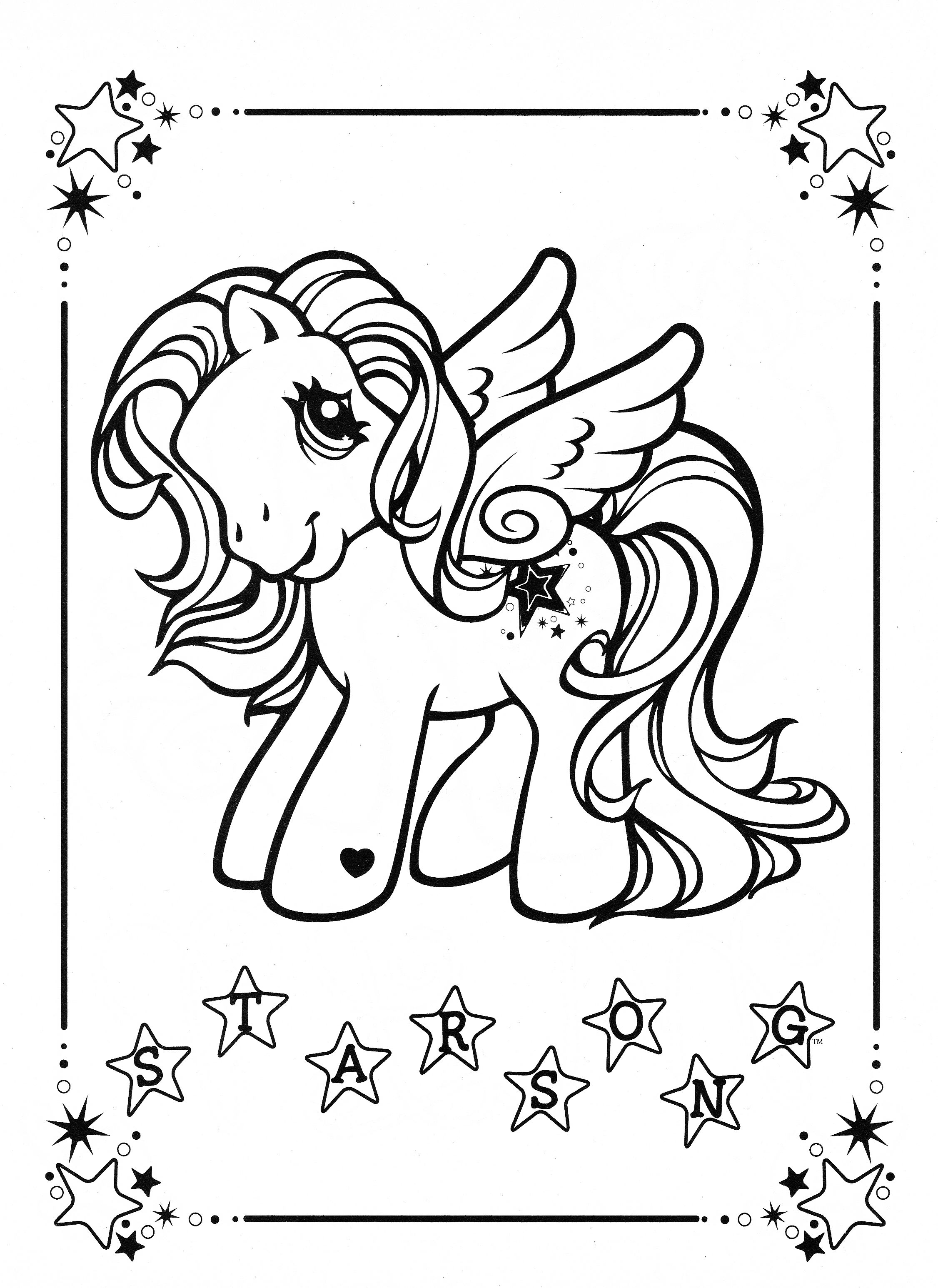 my little pony coloring template my little pony coloring page mlp star song my little pony coloring little template my