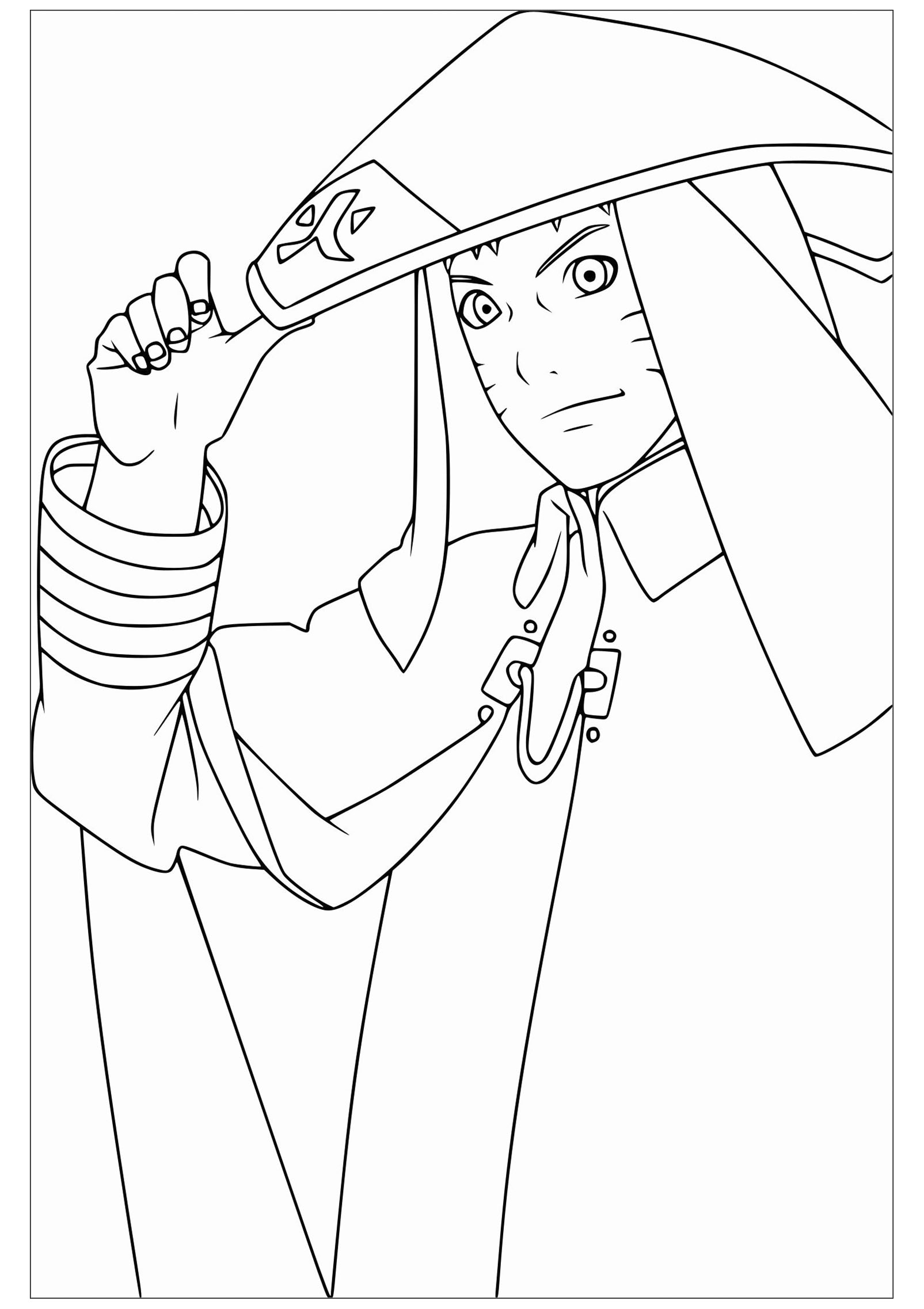 naruto coloring pages naruto to color for kids naruto kids coloring pages coloring pages naruto