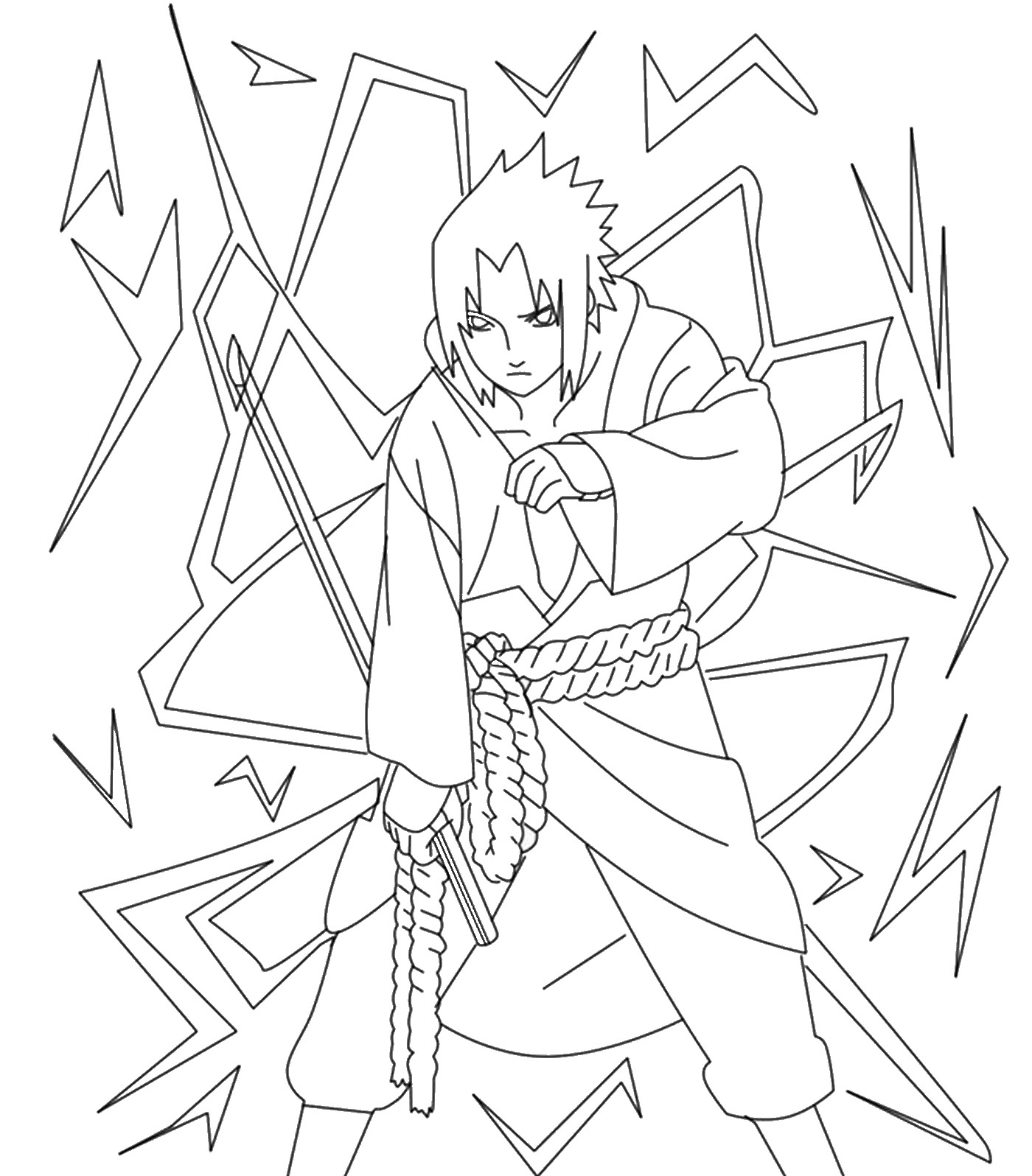 naruto coloring sheets free printable naruto coloring pages for kids sheets coloring naruto