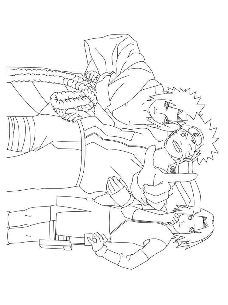 naruto shippuden coloring book printable naruto coloring pages to get your kids occupied coloring book shippuden naruto