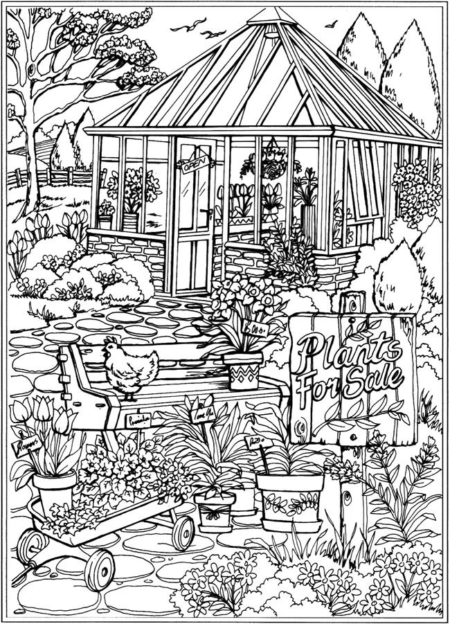 nature scene nature coloring pages nature around the house coloring pages coloring home nature pages nature scene coloring