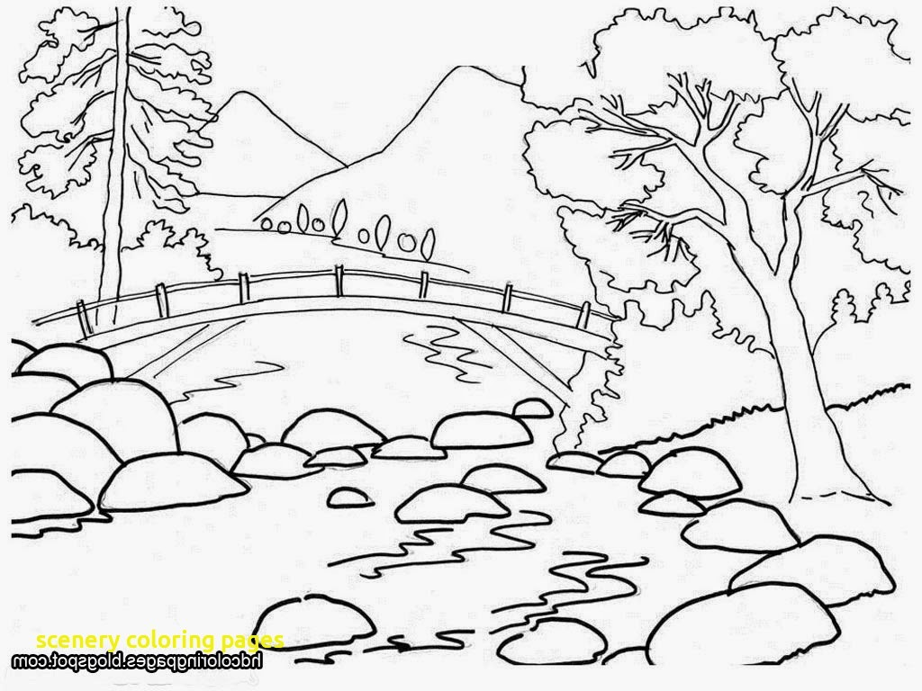 nature scene nature coloring pages tropical nature scenery coloring pictures coloring coloring nature pages scene nature