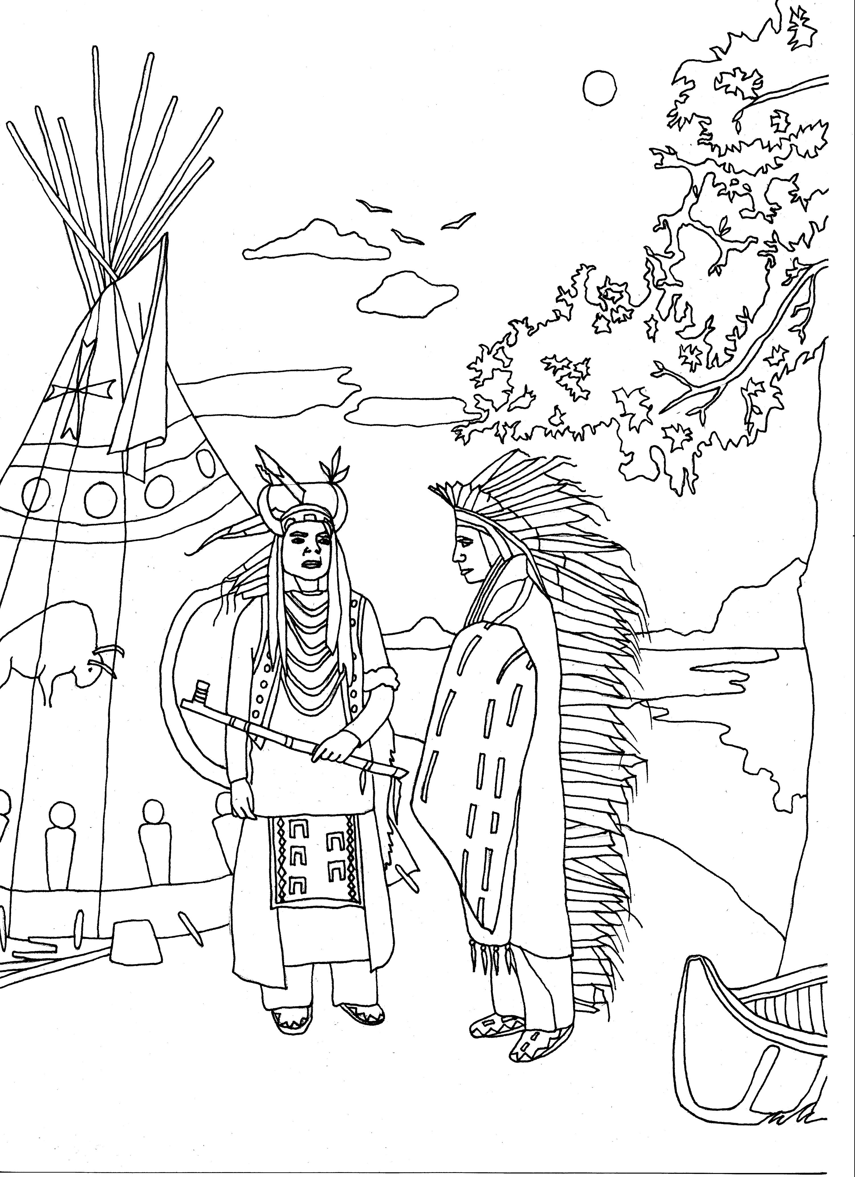 navajo indian coloring pages native american indian coloring pages for kids navajo indian pages coloring