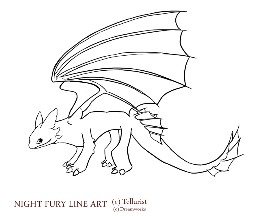 night fury dragon coloring pages how to draw night fury from how to train your dragon night pages fury coloring dragon