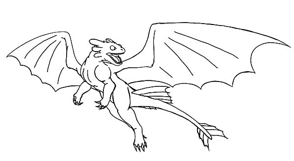 night fury dragon coloring pages night drawing at getdrawings free download pages fury night dragon coloring