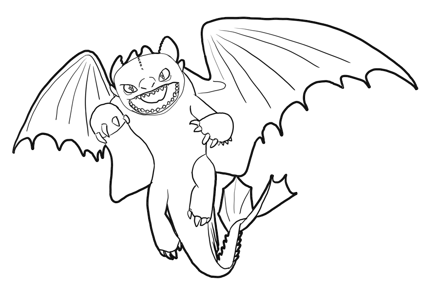 night fury dragon coloring pages night fury elusive looks cute lineart by blackdragon fury coloring pages dragon night