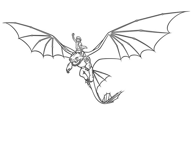 night fury dragon coloring pages night fury flying through the air coloring page coloring night dragon fury pages