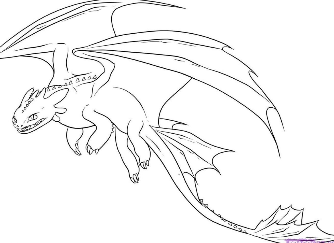 night fury dragon coloring pages night fury ready for adventure in how to train your dragon fury coloring pages dragon night