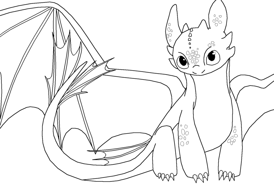 night fury dragon coloring pages toothless night fury coloring page food ideas fury pages night coloring dragon