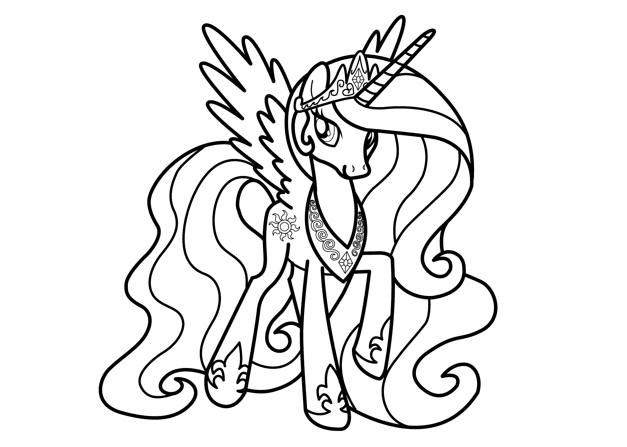 nightmare moon pony coloring page free nightmare moon coloring pages download free clip art page coloring pony nightmare moon
