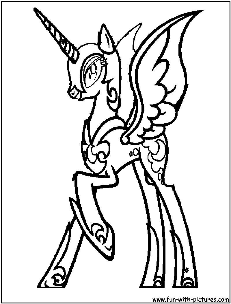 nightmare moon pony coloring page nightmare moon coloring pages at getcoloringscom free coloring moon nightmare pony page