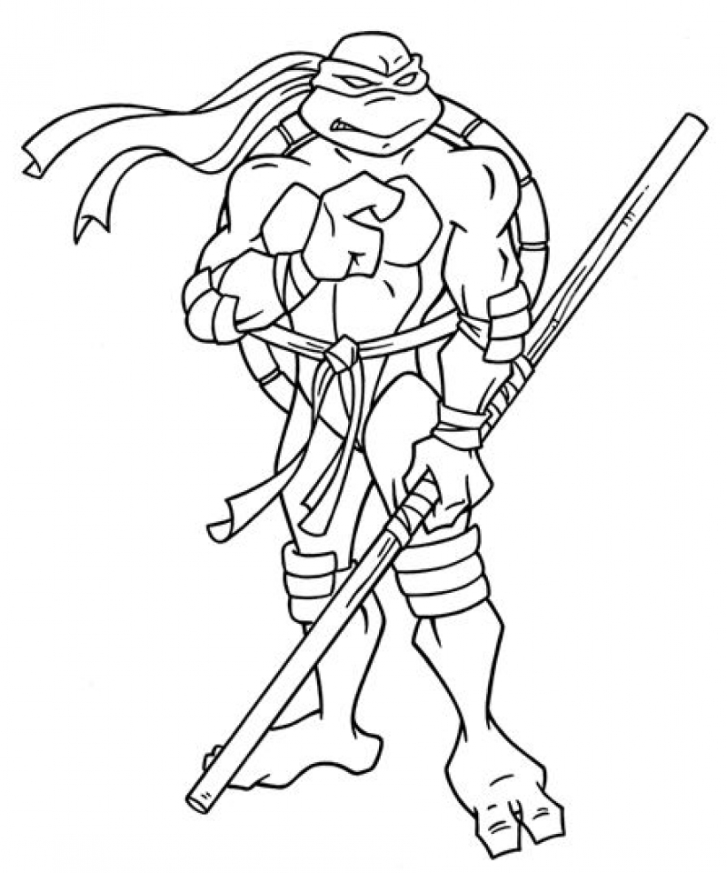 ninja turtle color sheets get this free teenage mutant ninja turtles coloring pages ninja color sheets turtle