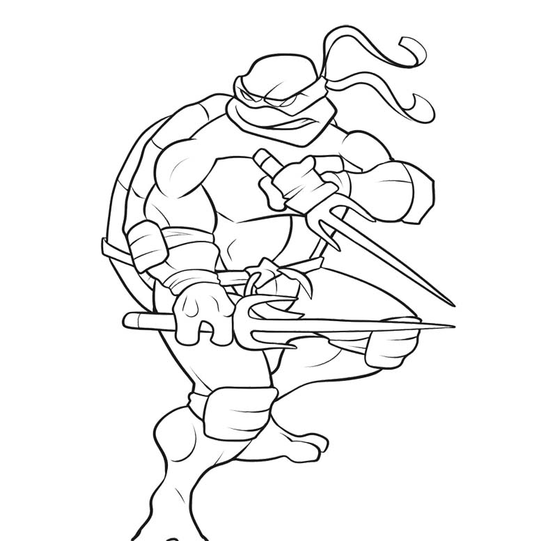 ninja turtle color sheets ninja turtles coloring pages from animated cartoons of turtle color sheets ninja