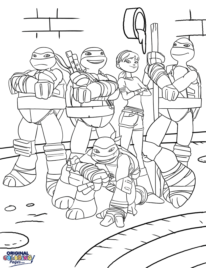 ninja turtles coloring pictures 20 free printable teenage mutant ninja turtles coloring turtles ninja coloring pictures