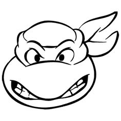 ninja turtles face coloring pages ninja turtle face drawing at getdrawings free download face ninja pages coloring turtles