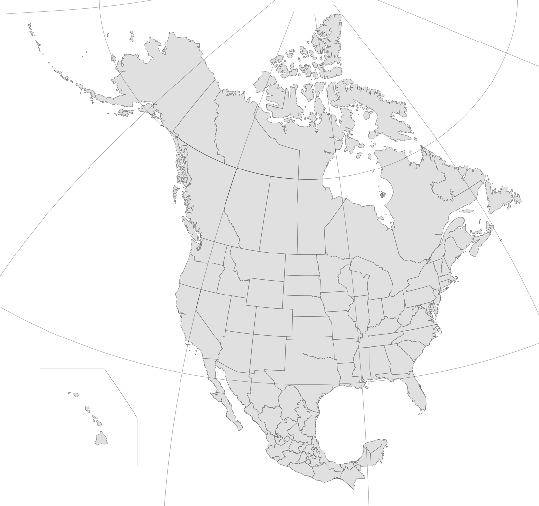 north america map outline map of north america and north america countries flags map outline america north