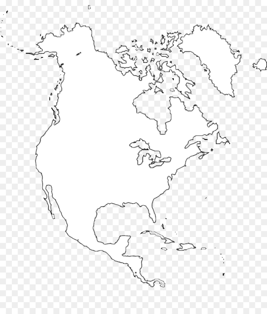 north america map outline north america map drawing at paintingvalleycom explore america map outline north