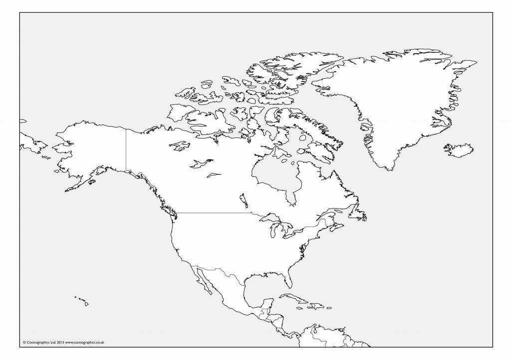 north america map outline outline map of north america notes for see america north outline map