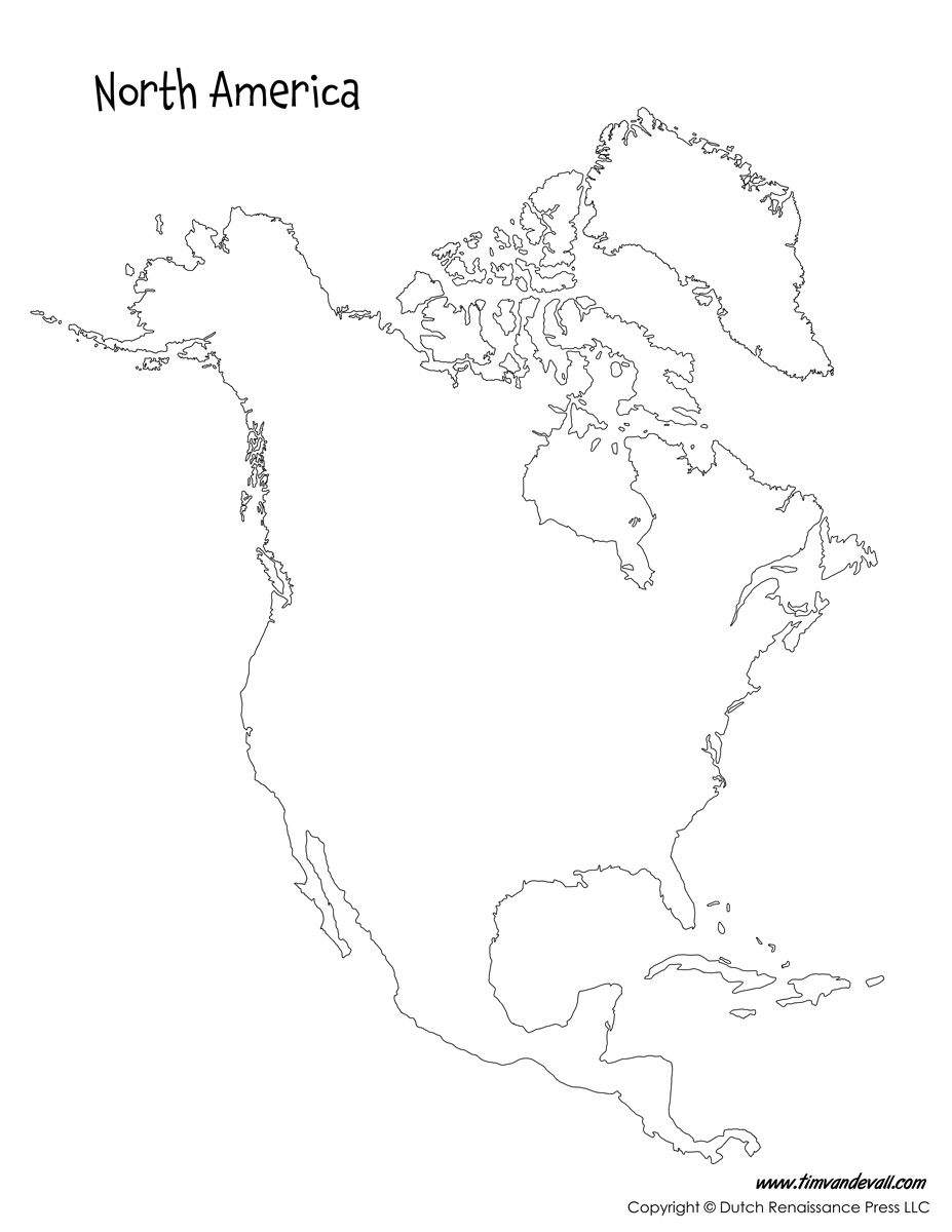 north america map outline printable north america map outline printable us maps north outline america map
