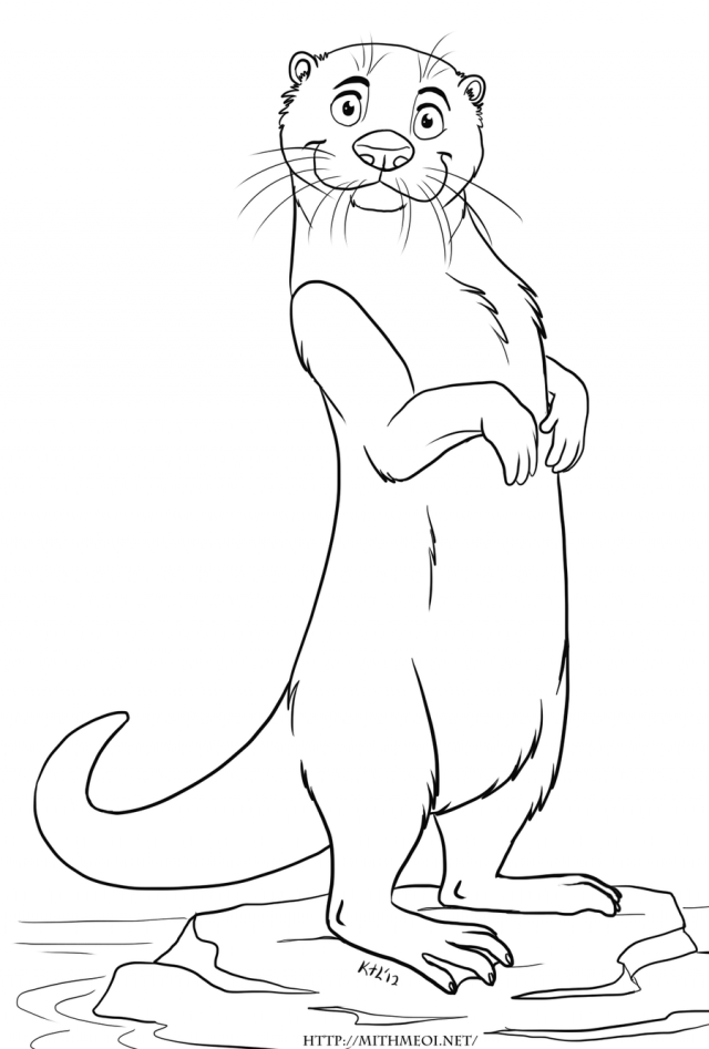 o is for otter coloring page o is for otter coloring page coloring home coloring page o for is otter