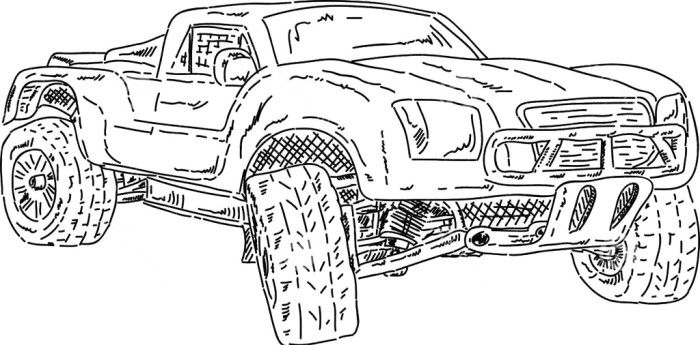off road truck coloring pages off road truck coloring page with images truck pages truck off coloring road
