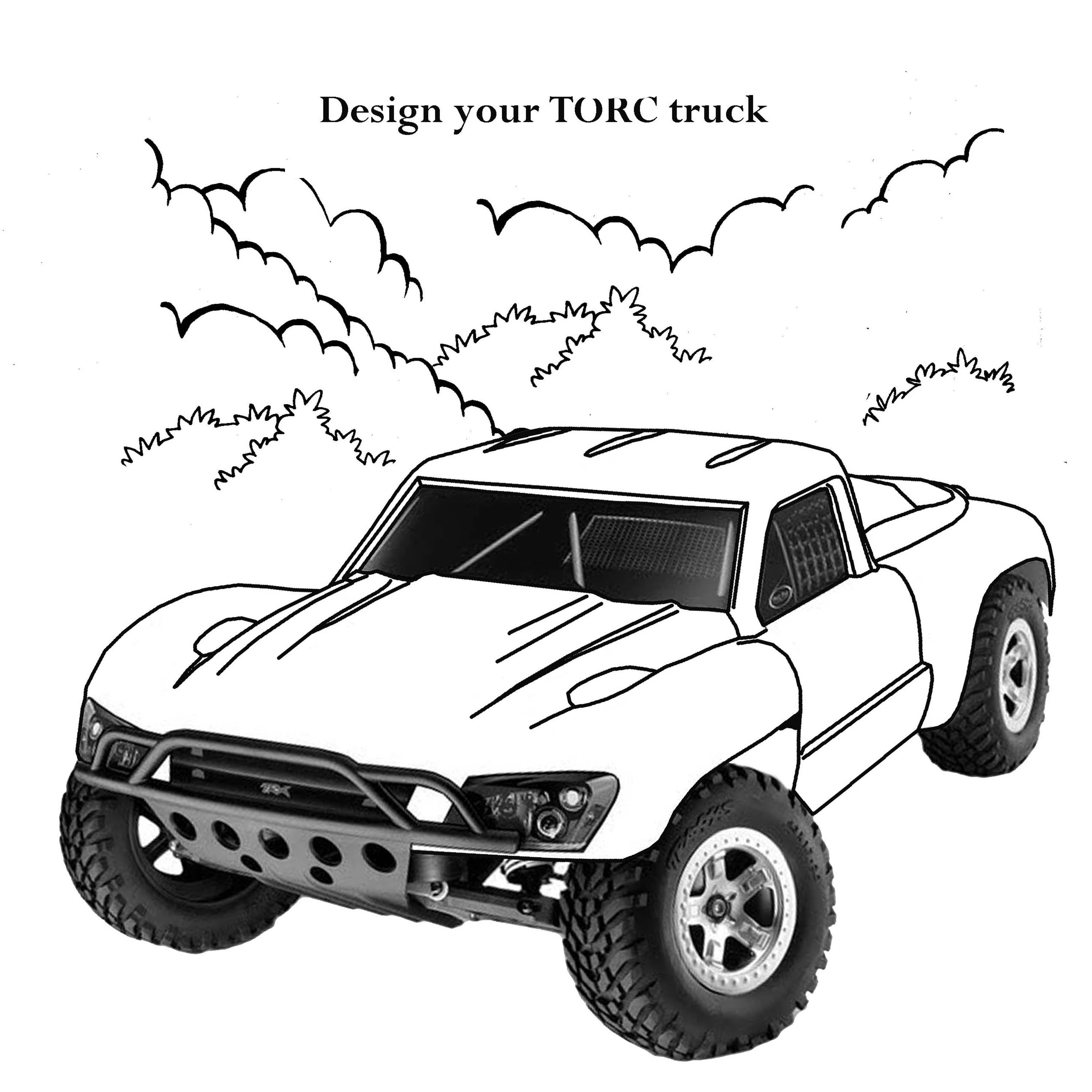 off road truck coloring pages off road truck coloring pages xyzcoloring pages off coloring truck road