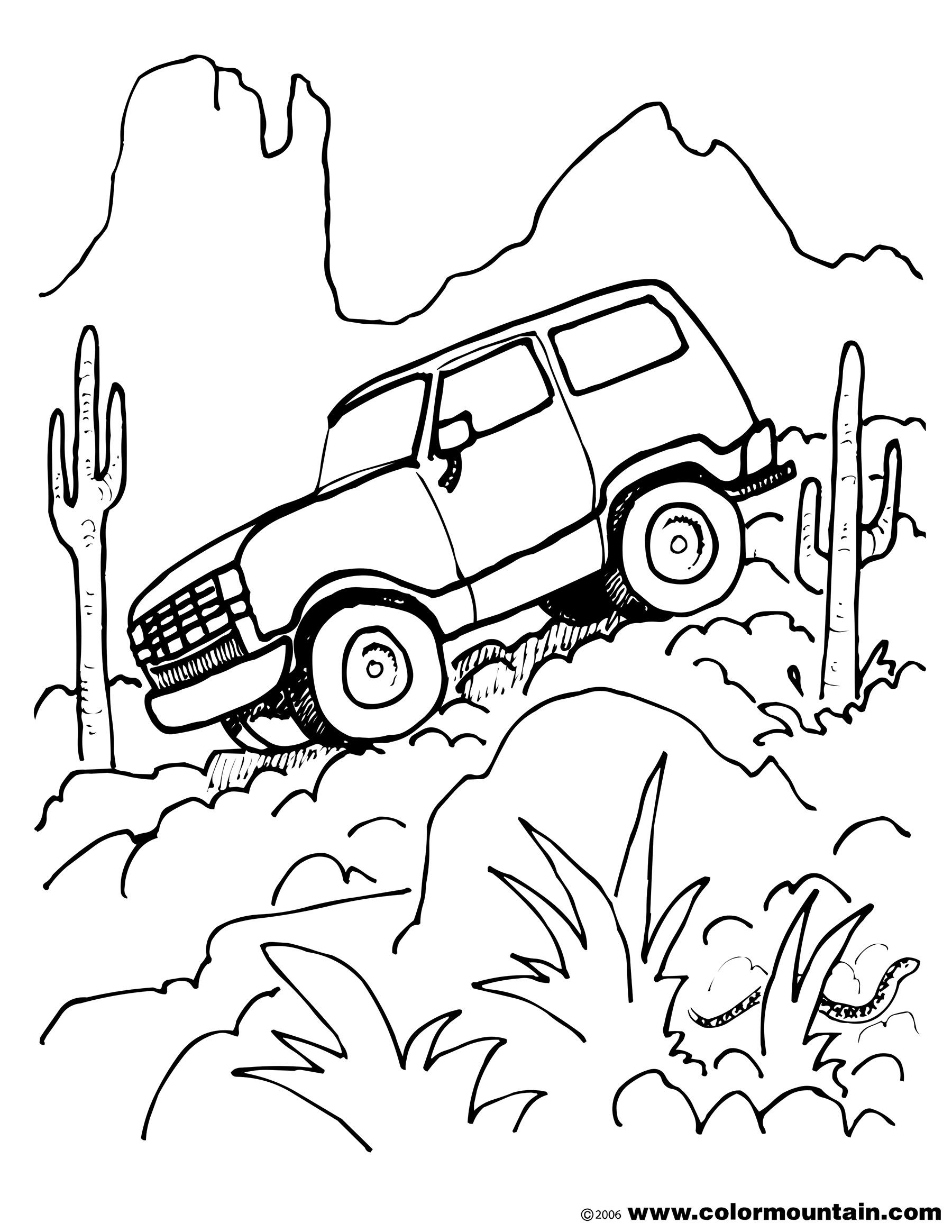 off road truck coloring pages race car off road coloring page off road car car road off coloring truck pages