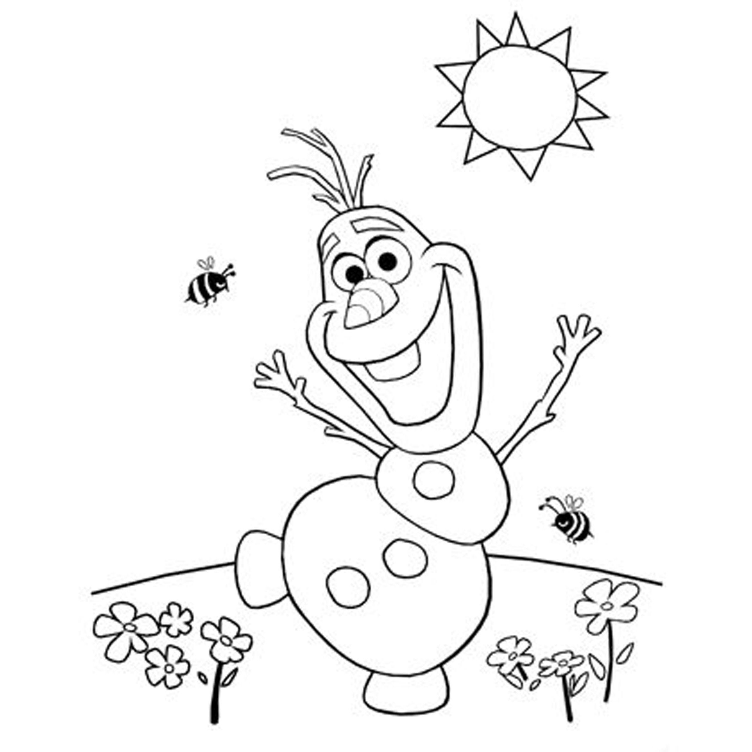 olaf coloring sheets free free olaf coloring pages for kids printable sea4waterman olaf free sheets coloring
