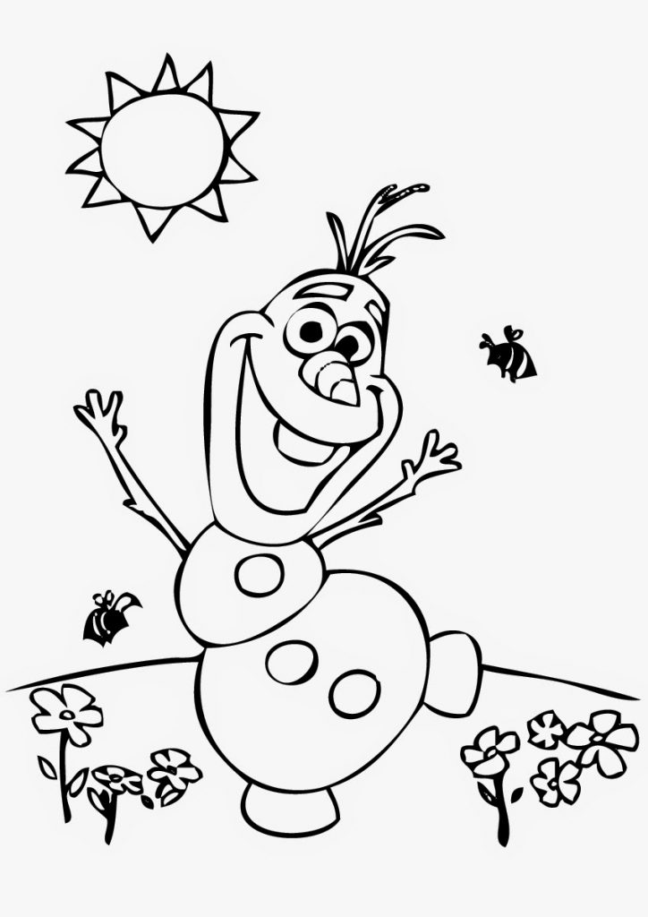 olaf the snowman coloring pages frozens olaf coloring pages best coloring pages for kids olaf snowman pages coloring the