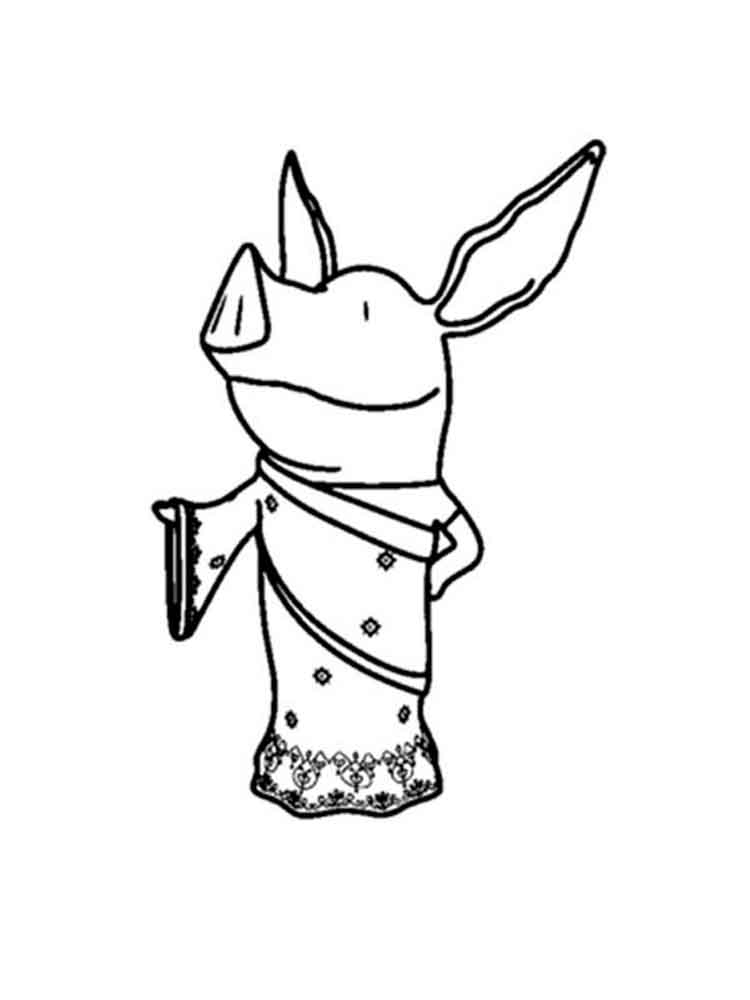 olivia coloring pages olivia the pig coloring page coloring home olivia pages coloring