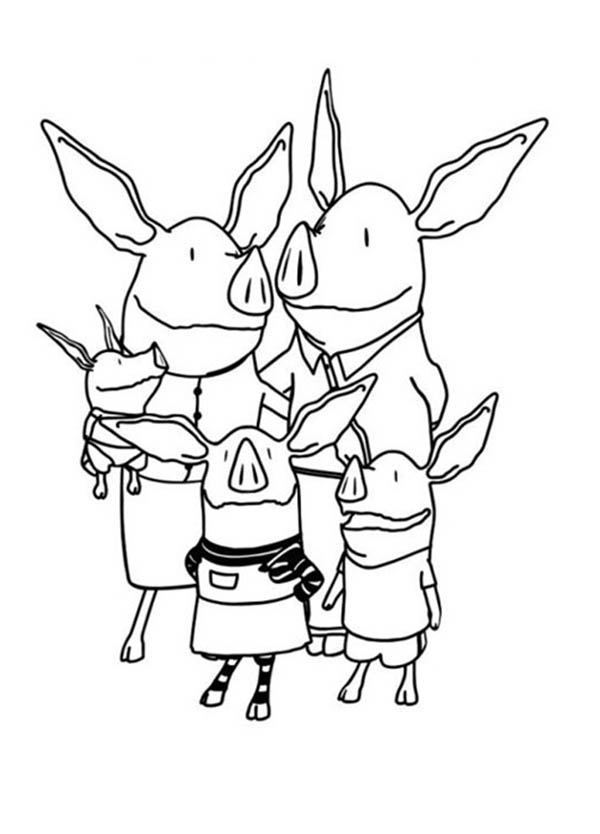 olivia coloring pages olivia the pig coloring page coloring home pages olivia coloring