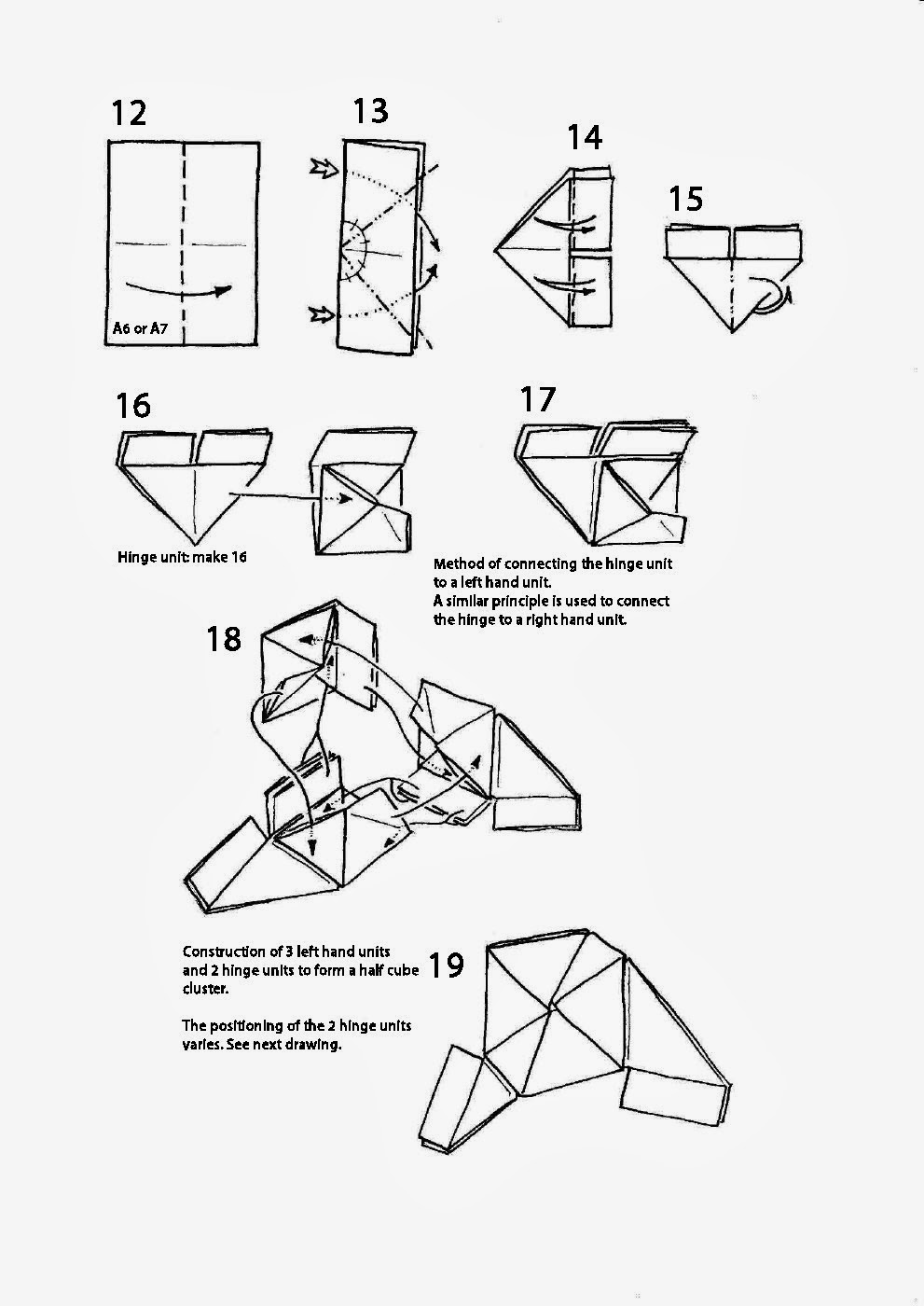origami heart instructions printable double star flexicube origami paper origami guide instructions printable origami heart