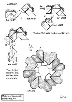 origami heart instructions printable how tuesday pop up valentines pop up card templates heart instructions printable origami