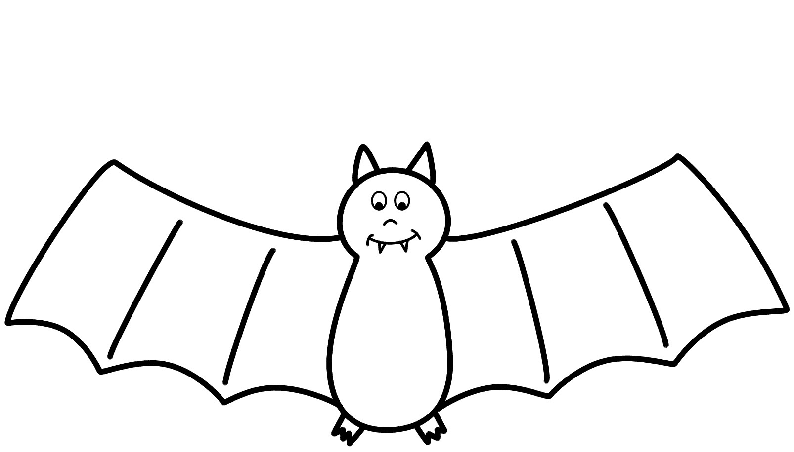 outline bat halloween hand drawn svg vectors and icons svg repo free bat outline