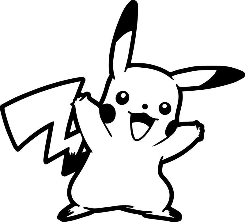 outline of pikachu pin by katherine mccall on pikachu pikachu coloring page outline pikachu of