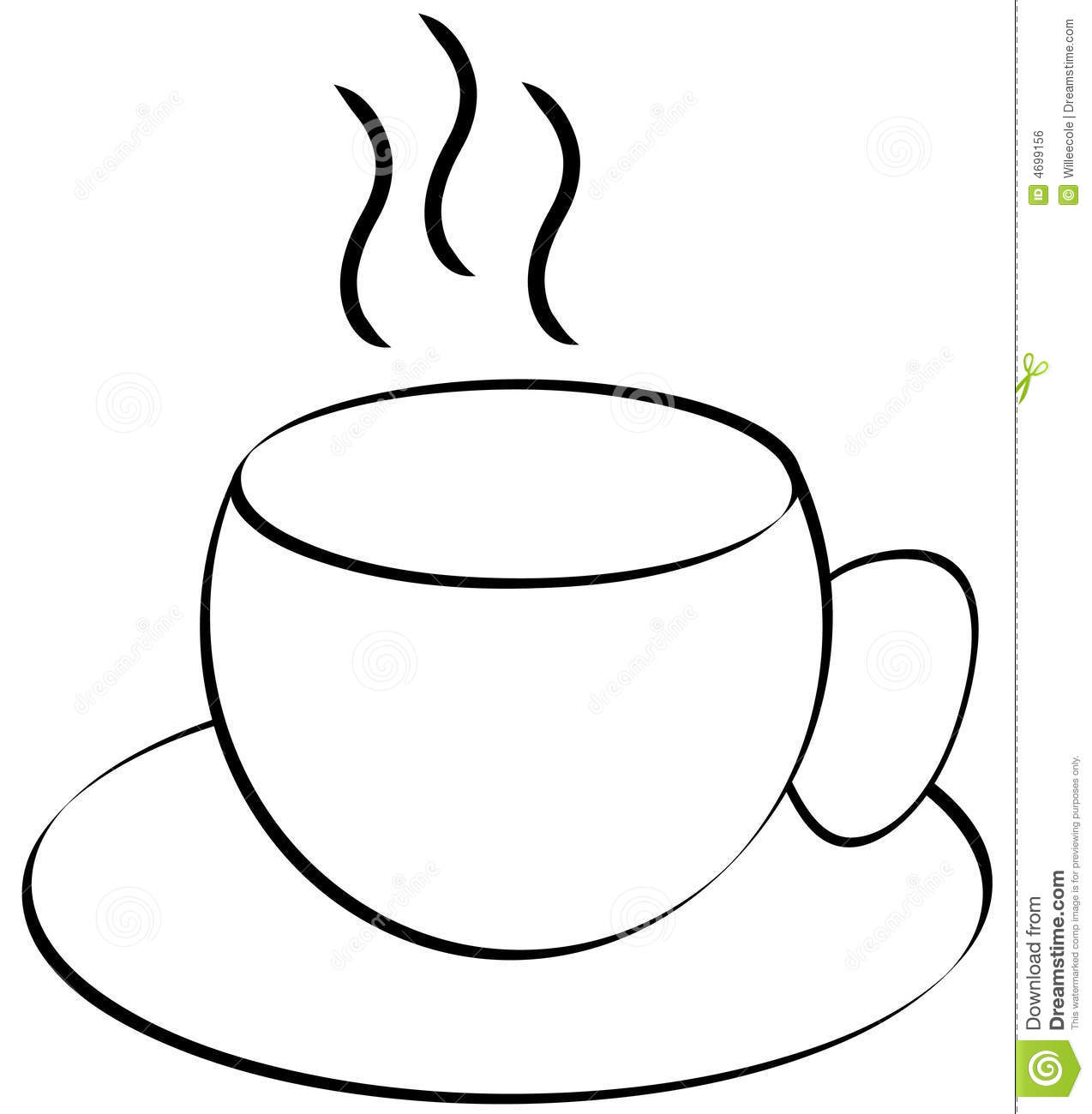 outline picture of cup clipart panda free clipart images picture cup outline of