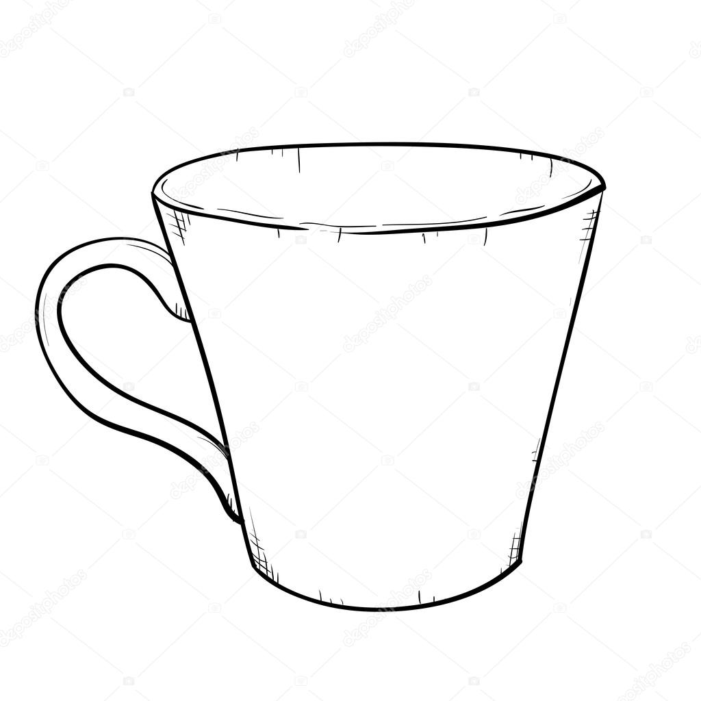 outline picture of cup coffee cup outline clipart 20 free cliparts download of cup picture outline