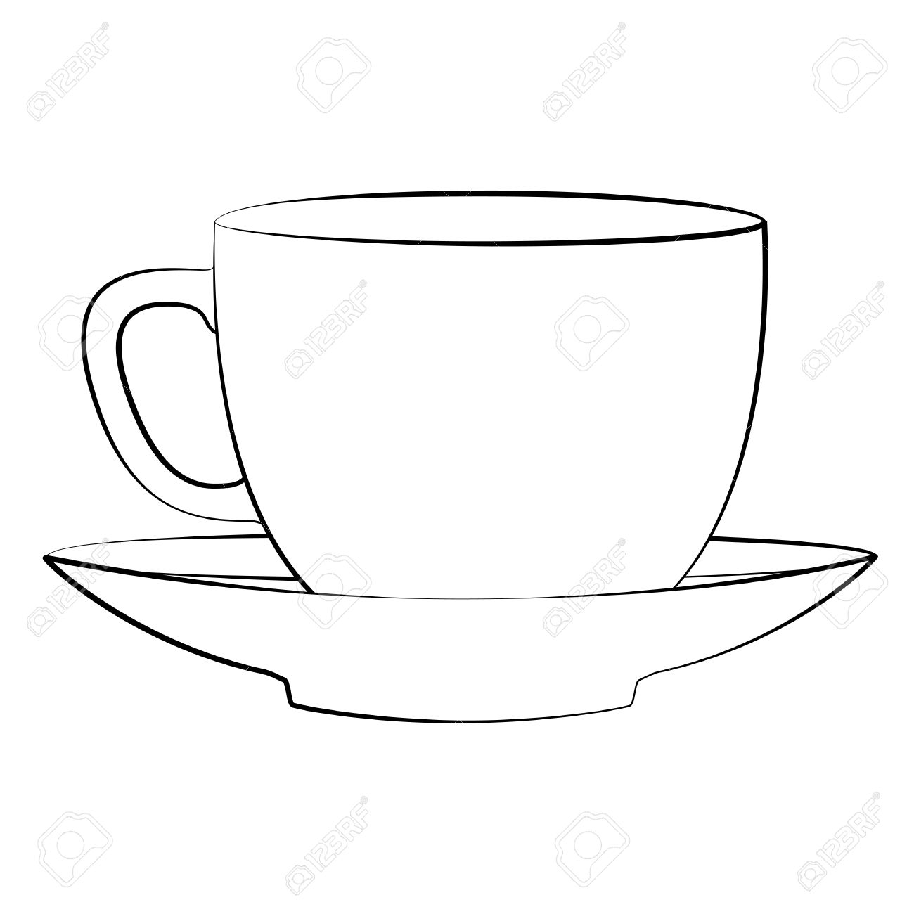outline picture of cup coffee cup outline clipart 20 free cliparts download picture outline of cup
