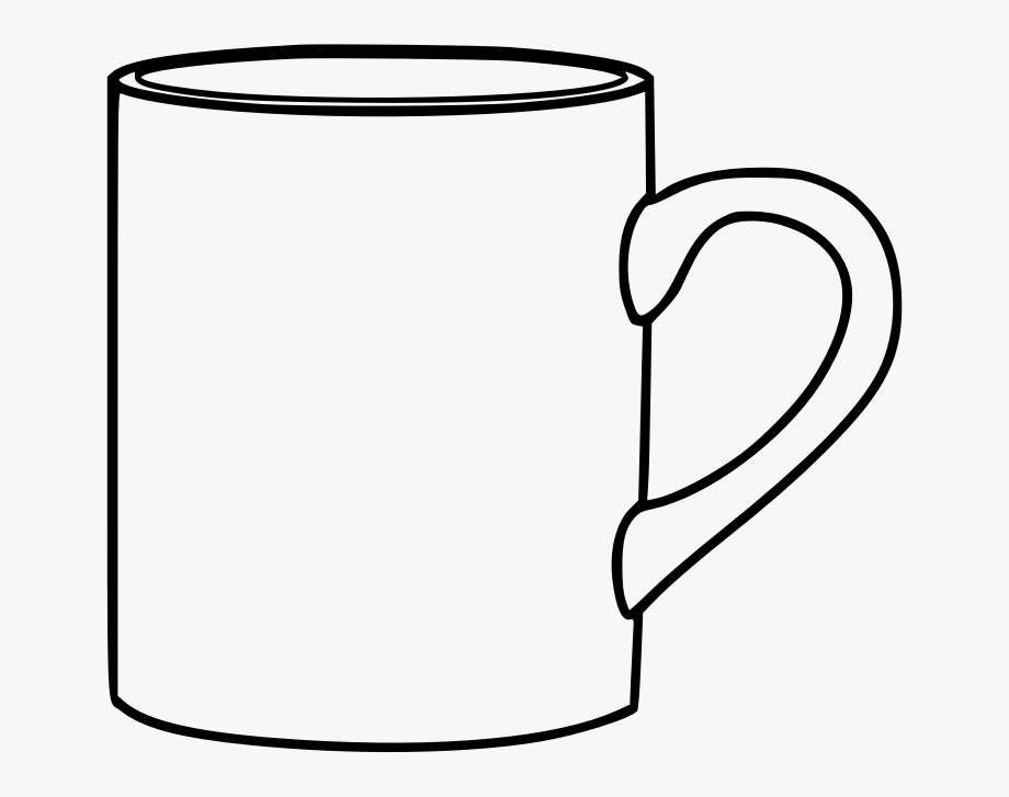 outline picture of cup coffee cup outline svg png icon free download 58256 picture cup outline of