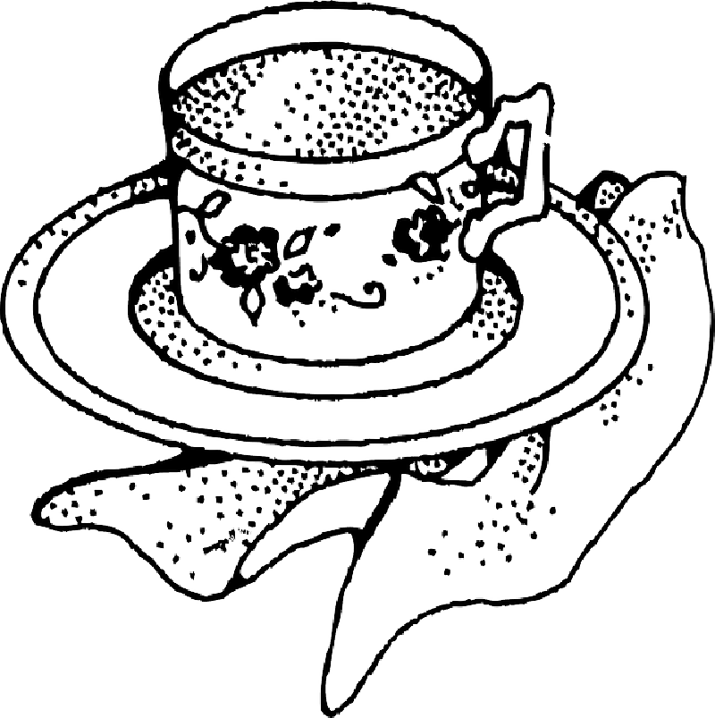 outline picture of cup cup clipart outline cup outline transparent free for cup picture outline of